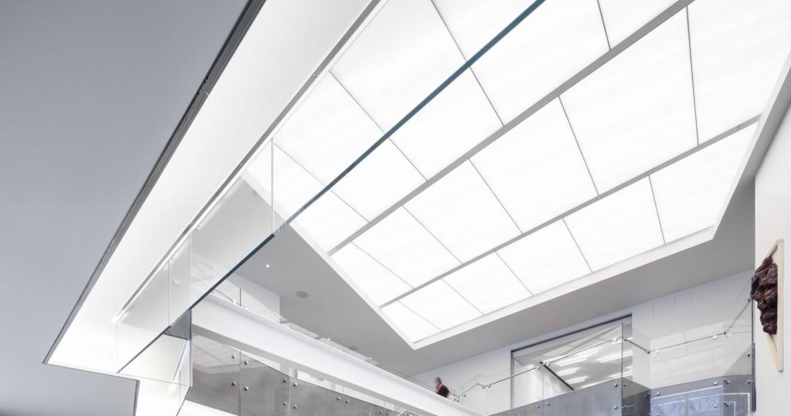 Lightframe Backlit Translucent Acoustical Fabric Panels